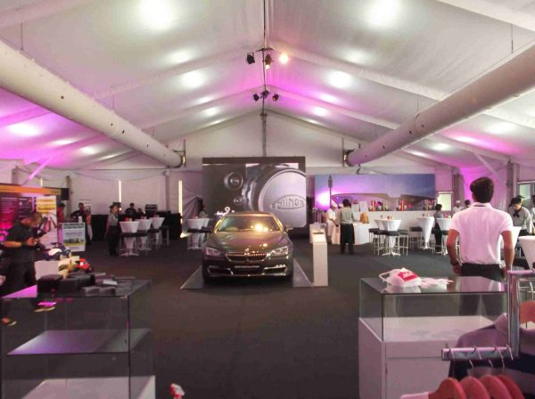 BMW Event, Desa Park City